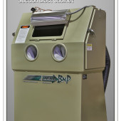 BNP 55 Suction Blast Cabinet